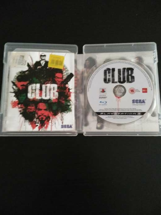 Imagen Club PS3 videojuego