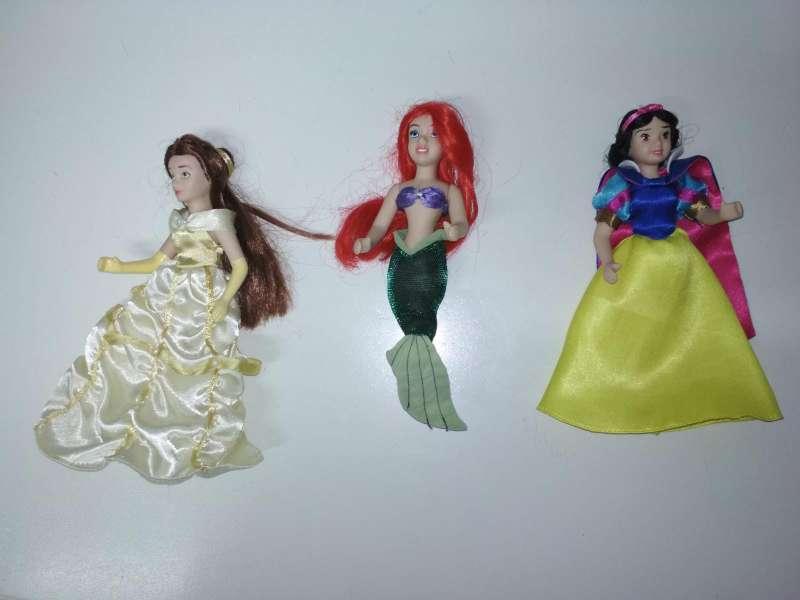 Imagen Muñecas de porcelana de disney
