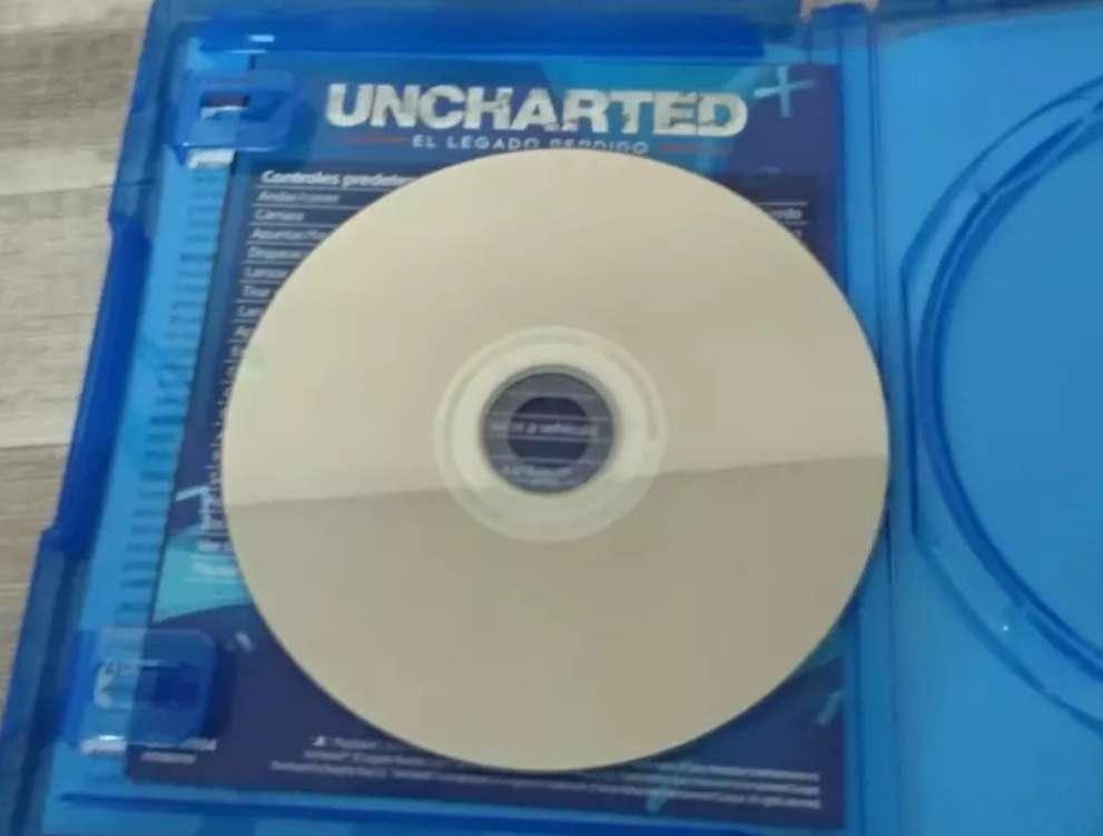 Imagen producto Uncharted el legado perdido y intenciones ocultas  4