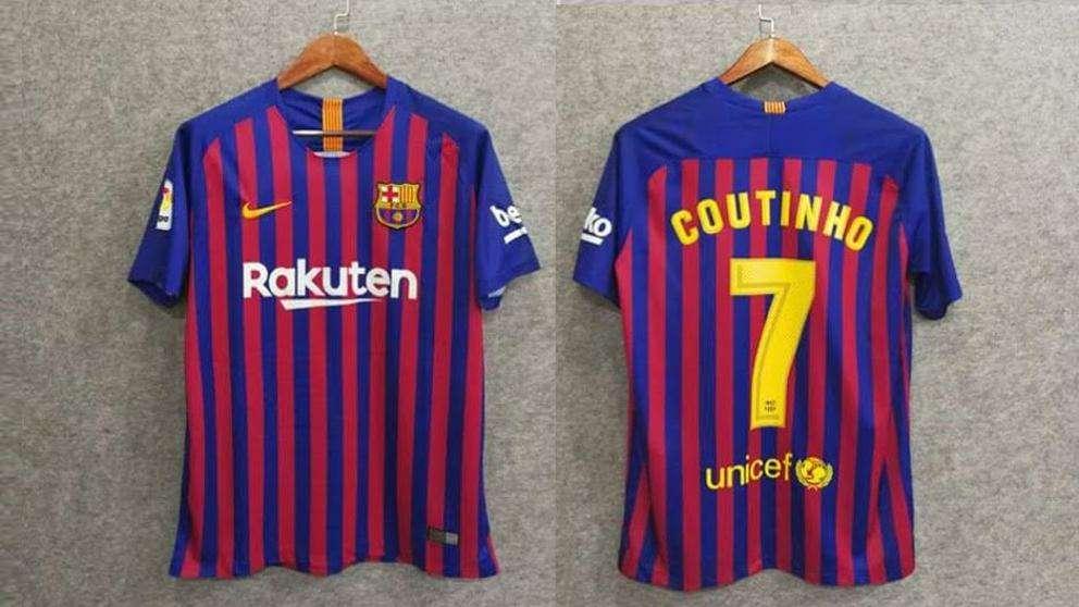 Imagen Camiseta FC Barcelona