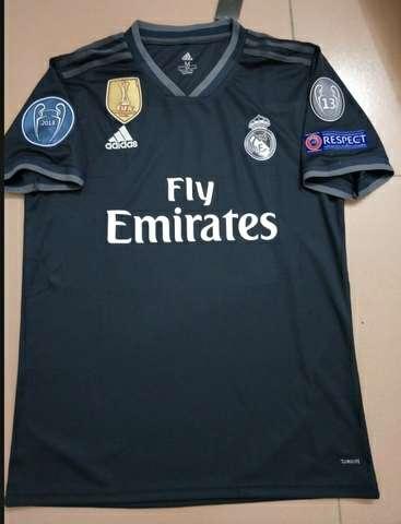 Imagen producto Segunda tercera equipación Real Madrid  2