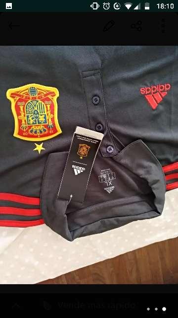 Imagen producto Polo Selección Española  2
