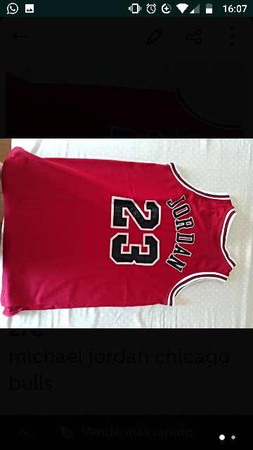 Imagen Camiseta Chicago Bulls