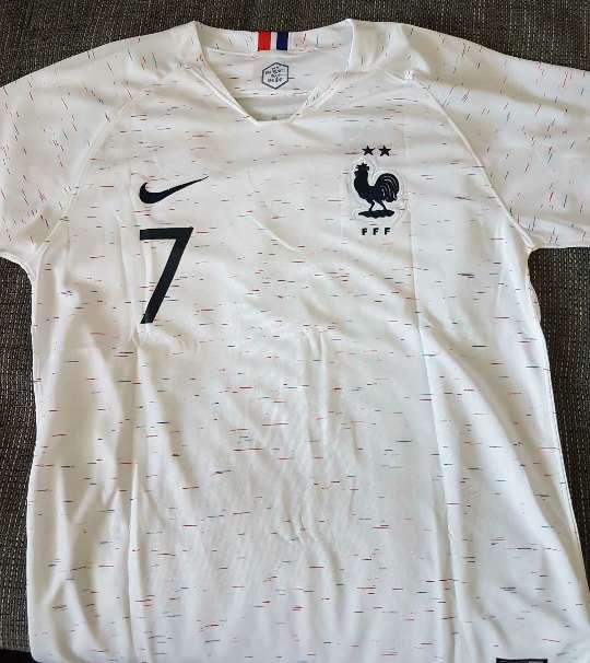 Imagen producto Camiseta Francia Mundial  5