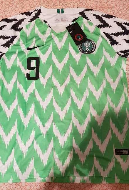 Imagen producto Camiseta Nigeria  7
