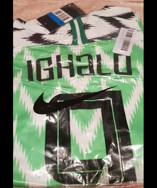 Imagen producto Camiseta Nigeria  4