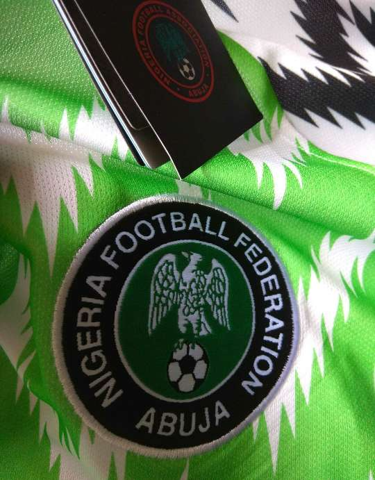 Imagen producto Camiseta Nigeria  2