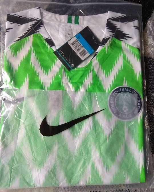 Imagen producto Camiseta Nigeria  6