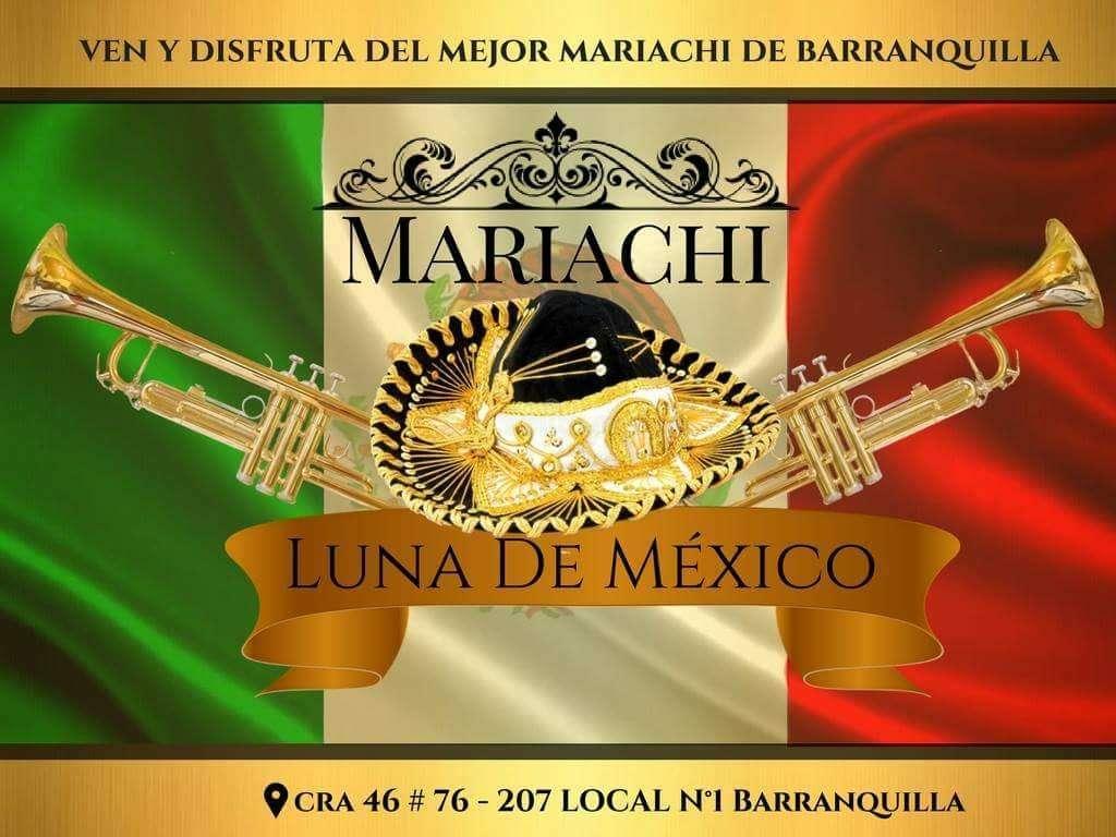 Imagen producto Mariachi Barranquilla Luna 2