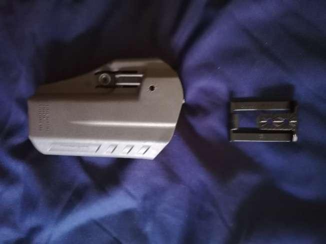 Imagen producto Funda ARC blackhawk para glock 6