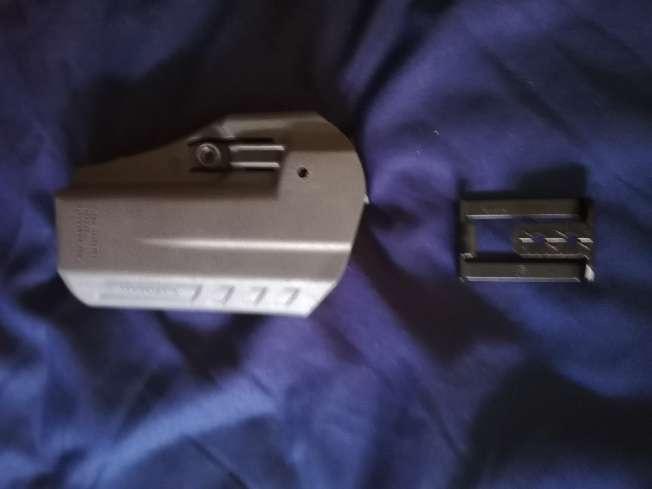 Imagen producto Funda ARC blackhawk para glock 5