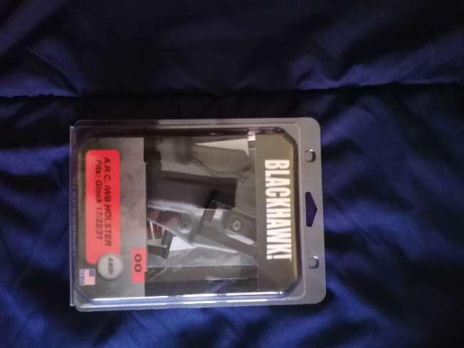Imagen producto Funda ARC blackhawk para glock 2