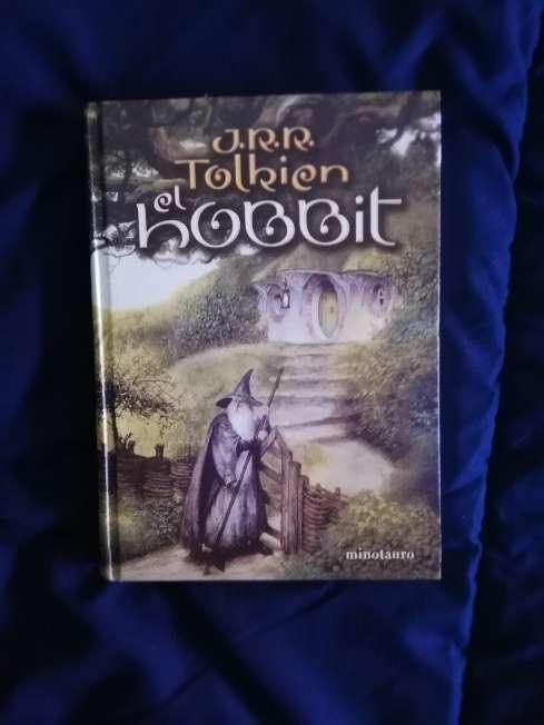 Imagen El hobbit, Libro