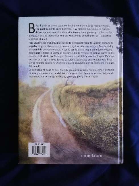 Imagen producto El hobbit, Libro  2