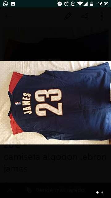 Imagen producto Camiseta LeBron James  2