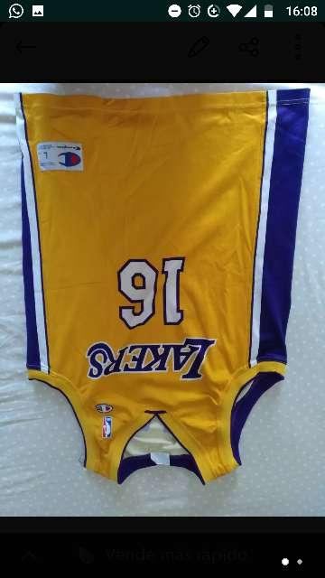 Imagen Gasol NBA Lakers