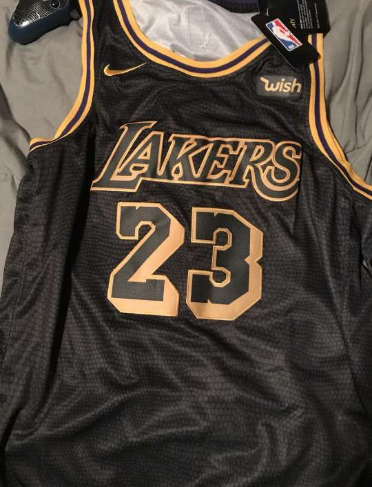 Imagen producto LeBron James Lakers Vintage 2