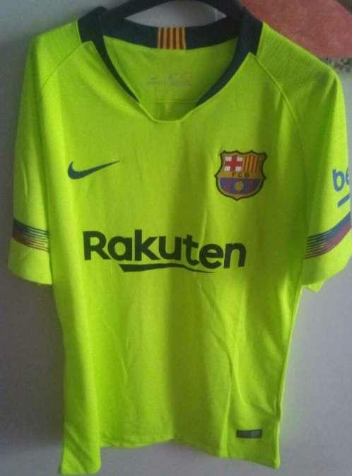 Imagen producto Segunda equipación FC Barcelona  3