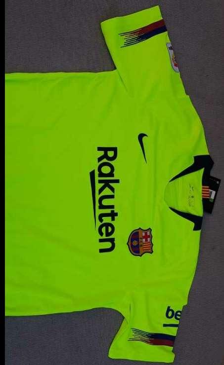 Imagen producto Segunda equipación FC Barcelona  2