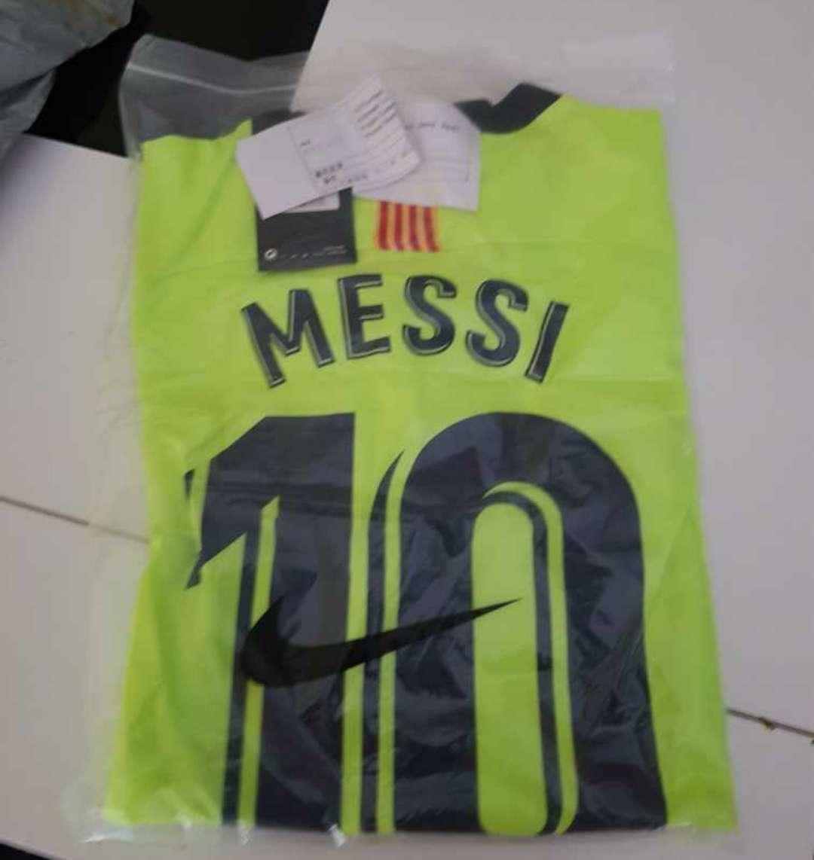 Imagen producto Segunda equipación FC Barcelona  4