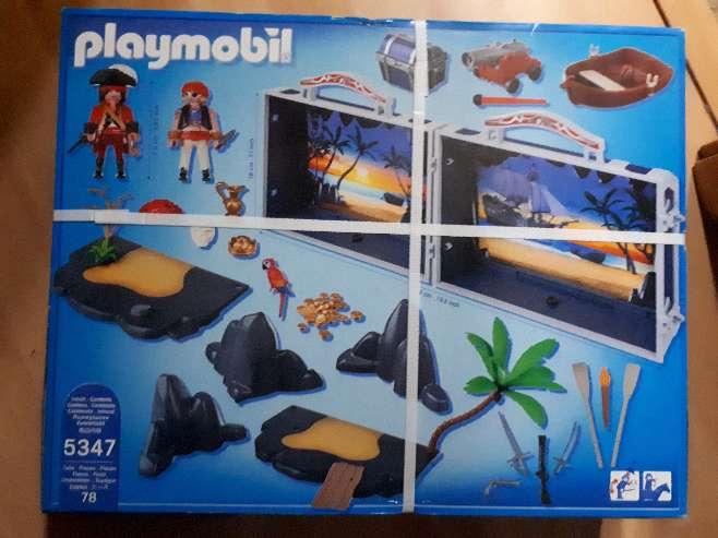 Imagen producto Playmobil piratas 2