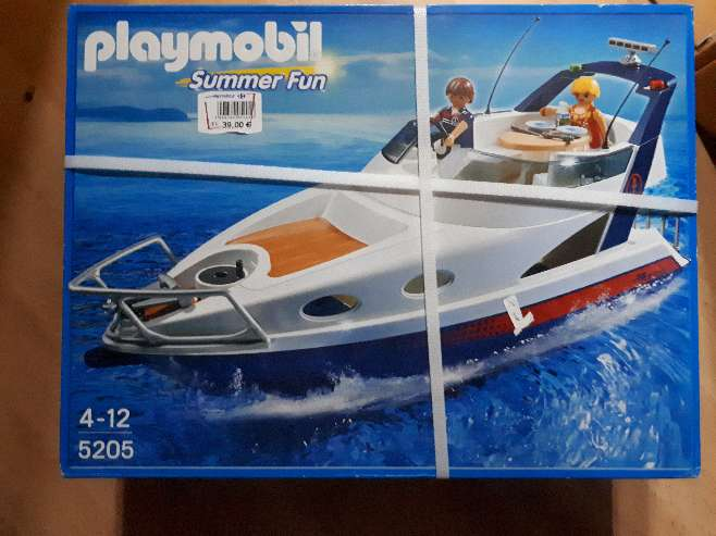 Imagen producto Lanza playmobil 1