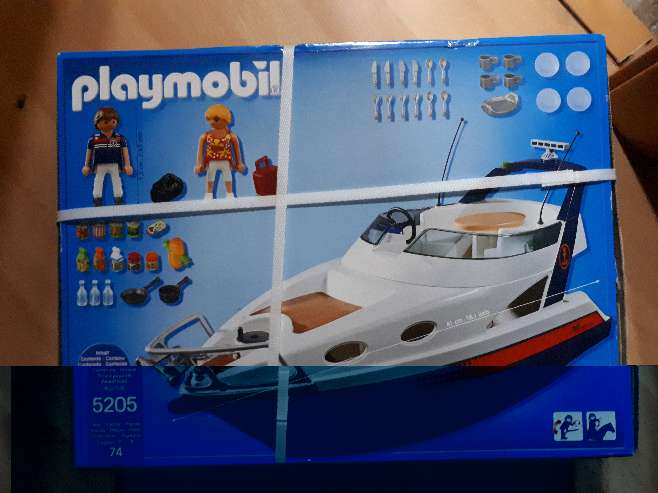 Imagen producto Lanza playmobil 2