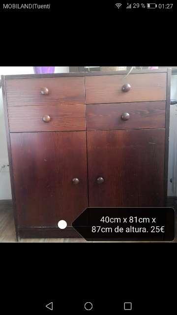 Imagen producto Muebles de madera 4