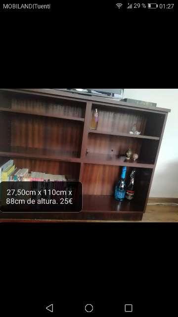 Imagen producto Muebles de madera 2