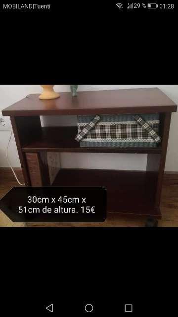 Imagen producto Muebles de madera 3