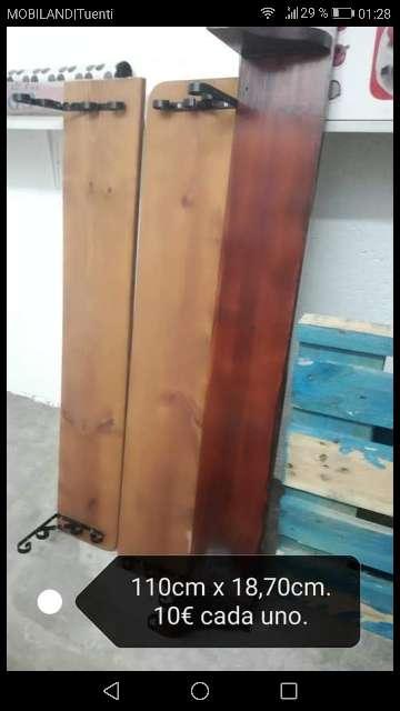 Imagen Muebles de madera