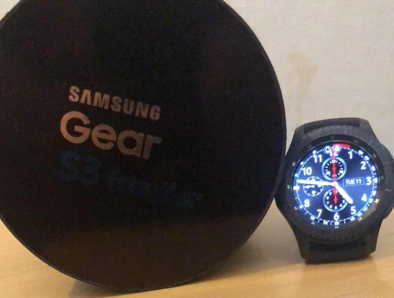Imagen Relog Samsung