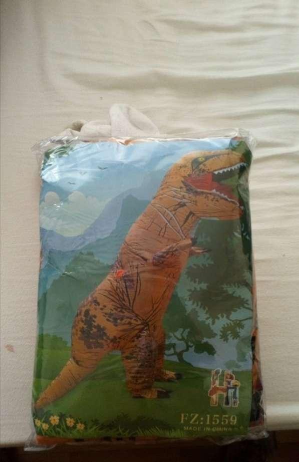 Imagen producto Disfraz de dinosaurio  3
