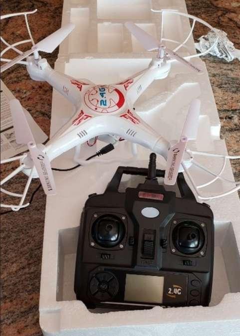 Imagen Drone con camara HD
