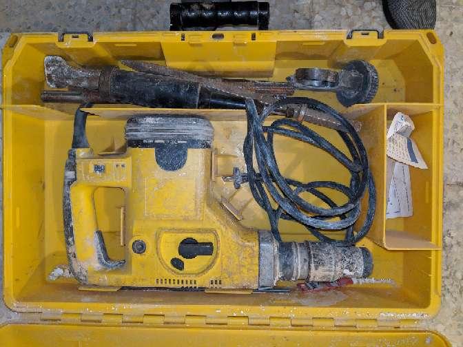 Imagen Martillo perforador eléctrico