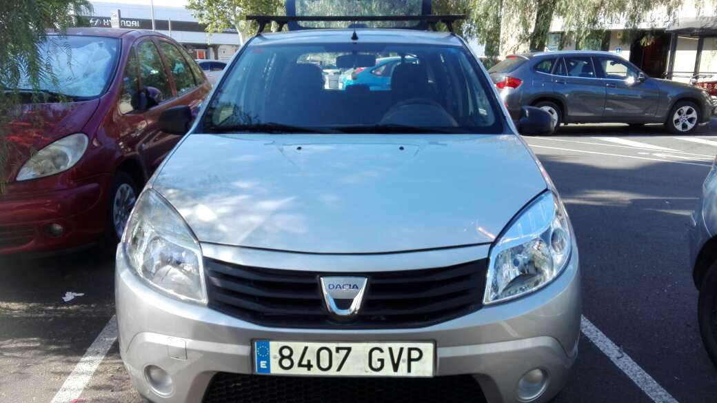 Imagen Dacia sandero