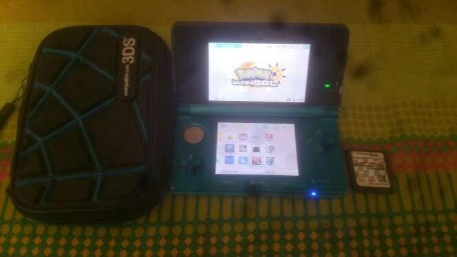 Imagen Nintendo 3DS 16GB + Juegos + Funda
