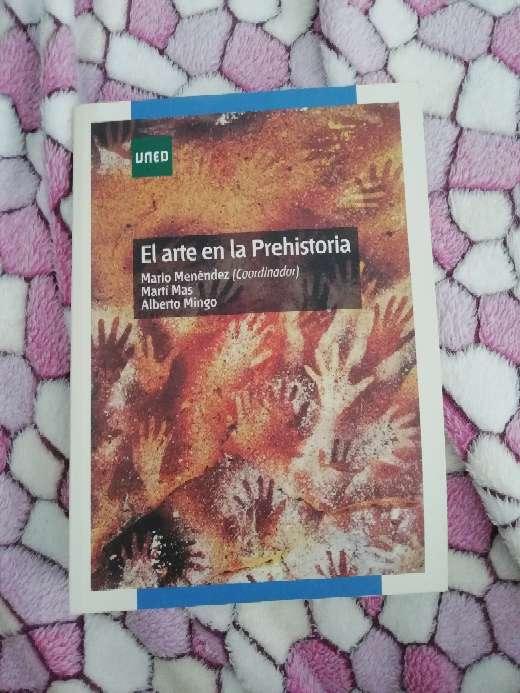 Imagen El arte en la prehistoria - UNED
