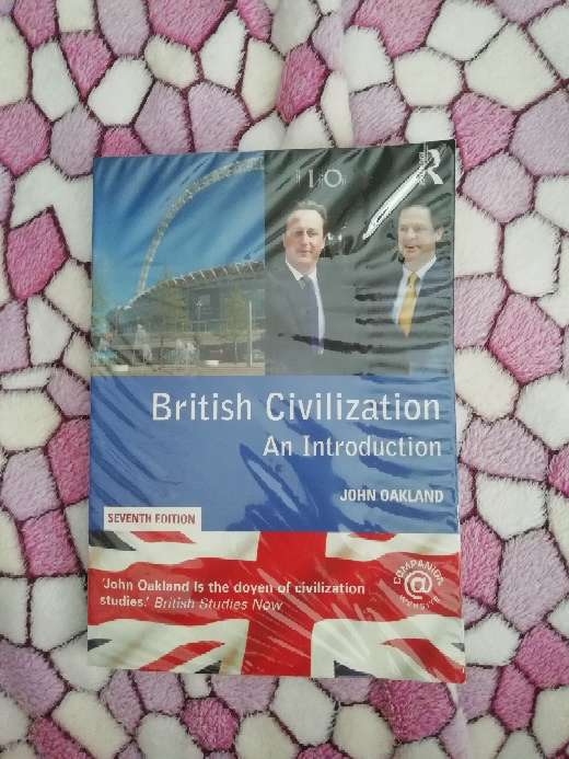 Imagen British Civilization - UNED