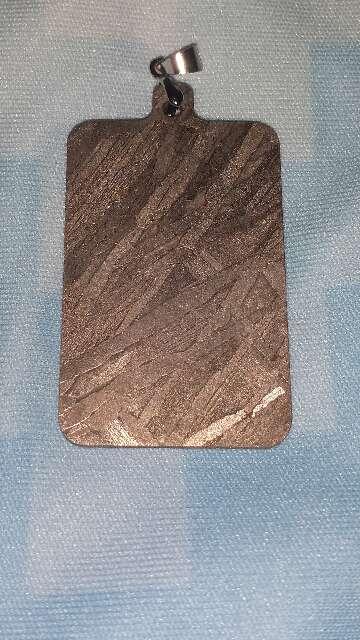 Imagen producto Colgante lámina meteorito  6