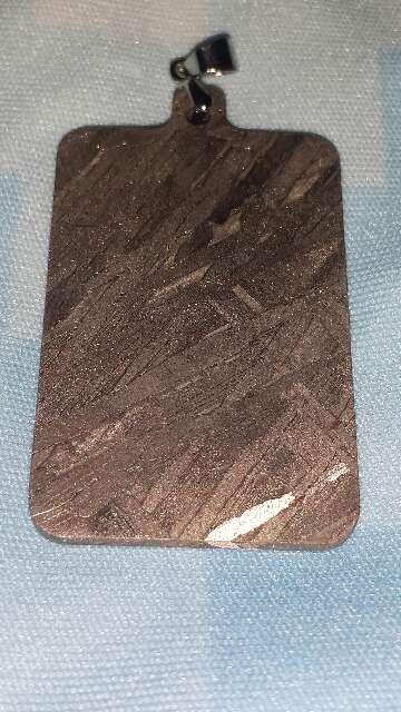Imagen producto Colgante lámina meteorito  5