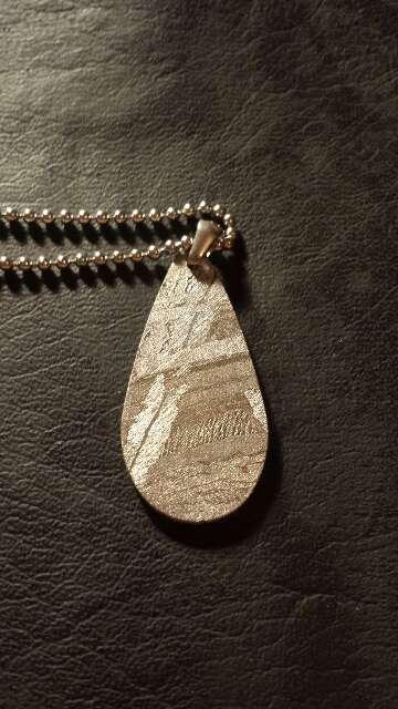 Imagen producto Meteorito lágrima Seymchan  5