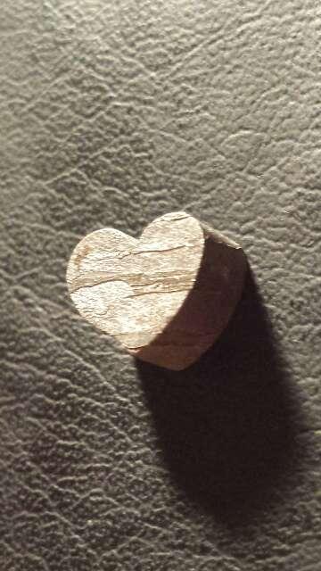 Imagen producto Corazón grueso de meteorito  3