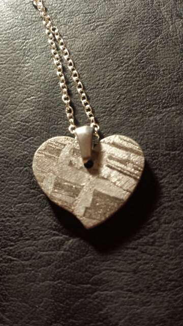 Imagen producto Colgante perfecto corazón Seymchan  2