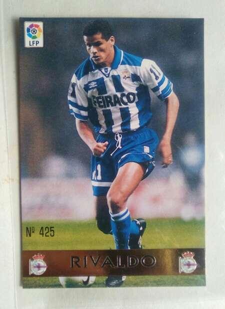 Imagen Rivaldo card.