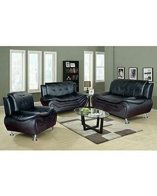 Imagen sofa black