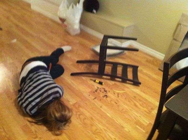Imagen Montaje y desmontaje de muebles