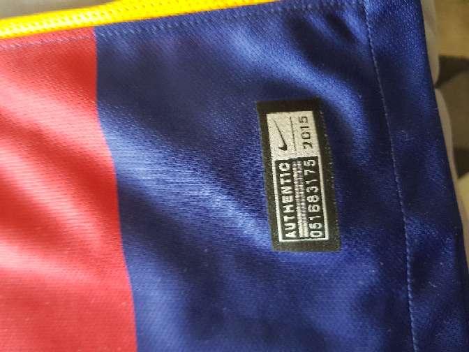Imagen producto Camiseta FCB 3
