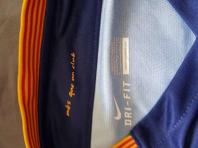 Imagen producto Camiseta FCB 4