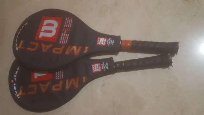 Imagen producto Raquetas de tenis 1